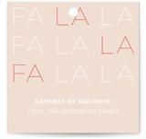 Fa la la la la by Travel and Tart