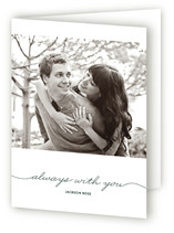 Beautifully Penned Just Because Greeting Cards