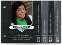 Chronicle Graduation Minibook™ Cards