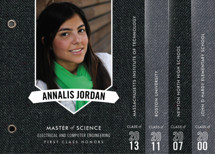 Chronicle Graduation Minibook™ Cards