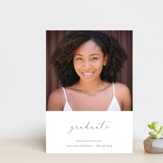 The Minimalist Graduation Petite Cards