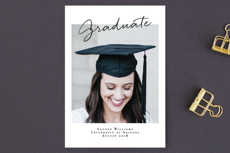 Essentials Graduation Petite Cards