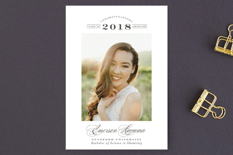 Timeless Graduation Petite Cards