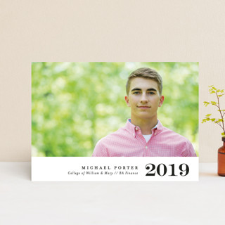 Virginia Beach Graduation Petite Cards