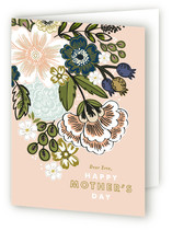 Flower Bouquet Mother's Day Greeting Cards