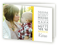 Mom, Mommy, Mother by Studio Cushman