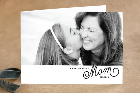 Best Mom Mother's Day Greeting Cards