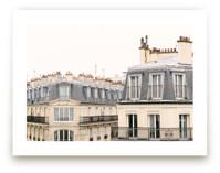Parisian Windows Art Prints
