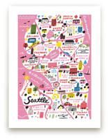 I Love Seattle by Jordan Sondler