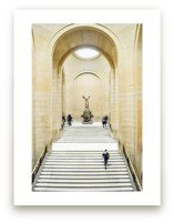 Stairway to Samothrace by Kate Baird