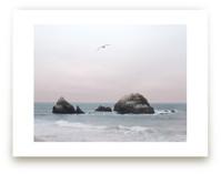 California Seascape by Wilder California