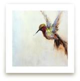 The Humbly Hummingbird  by Amanda Faubus