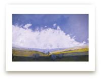 Midwestern Fields by Kara Schlabaugh