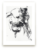 Drawing 264 - Gesturing Man