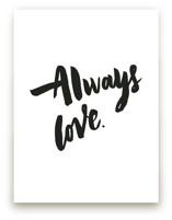 Always Love by Maria Clarisse