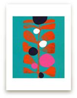 Modern Fruit by Deborah Velasquez