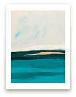 Hawaiian Reef Abstract Painting