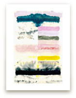 Beauty Inside by Kristi Kohut - HAPI ART AND PATTERN