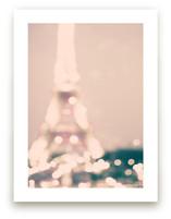Glittery & Romantic Art Prints
