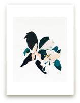 Botanical Series #4 by Caryn Owen