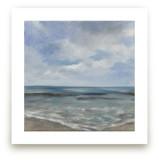 Annenberg Beach by Kelli Kunkle-Day
