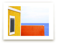 Lonely horizons looking... by Massimiliano Massimo Borelli