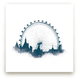 London Eye by Paul Berthelot