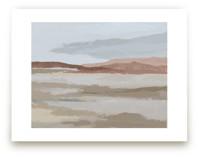 Blushing Expanse by Kati Ramer