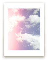 Cotton Candy Clouds by Erin Beutel