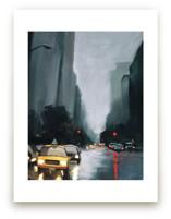 taxi, taxi! by Rachel Nelson