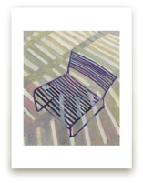 Chair from my Childhood by Caitlin Winner