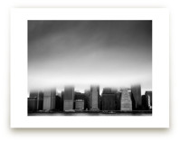 Foggy City by Jason Derck