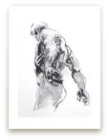 Drawing 369 - Standing Man