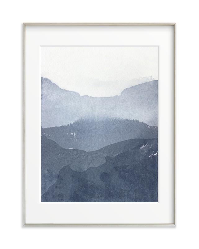 Sacred Beginning No. 1 Art Print
