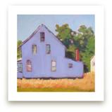 Corner Farm House by Carol C. Young