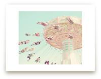 Sky Coasters by Stephanie Sherman