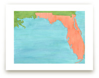 Florida in Paint