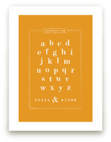 Font Fanatic Art Prints