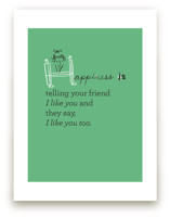 Happiness Is... Art Prints