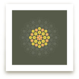 Bouquet of Sunshine Art Prints