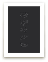 Silly Kitty Art Prints