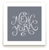 Type Study New York Art Prints