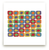 Compliment My Colors Art Prints