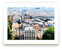 Rooftops of Paris Art Prints