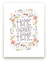 Home Sweet Home Art Prints