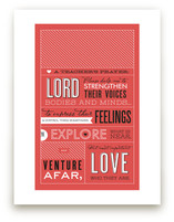 A Teacher&#039;s Prayer Art Prints