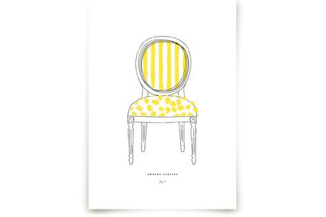 Awning Stripes Art Prints