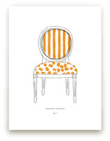 Awning Stripes Art Prints