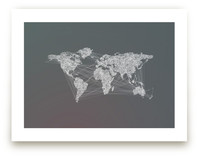 The Worldwide Web Art Prints