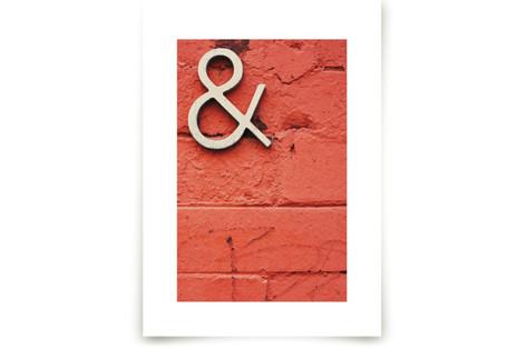 & Bricks Art Prints